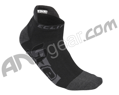 Planet Eclipse Tilt Ankle Socks - Black