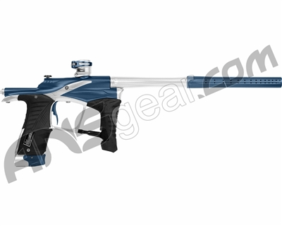 Planet Eclipse Ego LV1 Paintball Gun - Dark Blue/White