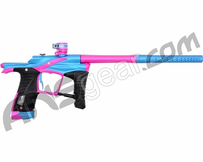 Planet Eclipse Ego LV1 Paintball Gun - Electric Blue/Pink