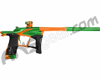 Planet Eclipse Ego LV1 Paintball Gun - Green/Orange