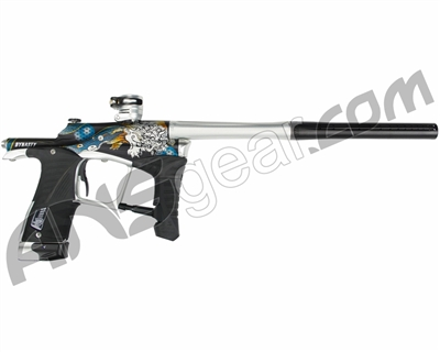 Planet Eclipse Ego LV1 Paintball Gun - Yosh Edition Black/Silver