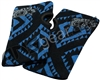 Planet Eclipse Escher Wristband - Blue/Black