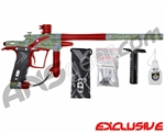Planet Eclipse Etek 4 AM Paintball Gun - Stretch Poison/Dark Lava