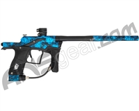 Planet Eclipse Etek 5 Paintball Gun w/ Free Gemini EMC Kit - Splat Blue