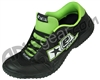 Planet Eclipse Exalt Paintball Cleats - Black/Green