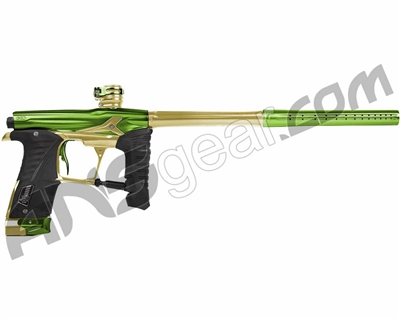 Planet Eclipse Geo 3.1 Paintball Gun - Lime/Gold