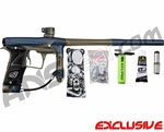 Planet Eclipse Geo 3 Paintball Gun - Dark Blue/Grey