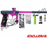 Planet Eclipse Geo 3 Paintball Gun - Dark Blue/Pink