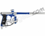 Planet Eclipse Geo 3 Paintball Gun - Dynasty Silver/Blue