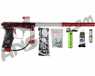 Planet Eclipse Geo 3 Paintball Gun - EStar Red