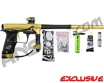 Planet Eclipse Geo 3 Paintball Gun - Gold/Black