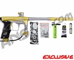 Planet Eclipse Geo 3 Paintball Gun - Gold/Silver