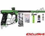 Planet Eclipse Geo 3 Paintball Gun - Green/Black