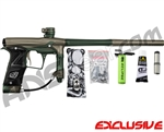 Planet Eclipse Geo 3 Paintball Gun - Grey/Forest