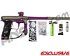 Planet Eclipse Geo 3 Paintball Gun - Grey/Purple
