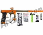 Planet Eclipse Geo 3 Paintball Gun - Orange/Grey