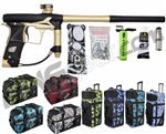 Planet Eclipse Geo 3 Paintball Gun w/ Gear Bag - Black/Rose Gold