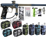 Planet Eclipse Geo 3 Paintball Gun w/ Gear Bag - Dark Blue/Grey