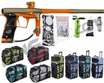 Planet Eclipse Geo 3 Paintball Gun w/ Gear Bag - Khaki/Orange
