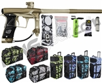 Planet Eclipse Geo 3 Paintball Gun w/ Gear Bag - Khaki/Sandstone