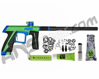 Planet Eclipse Geo CS1.5 Paintball Gun - Green/Blue