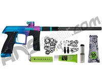 Planet Eclipse Geo CS1.5 Paintball Gun - Neon Future Fade