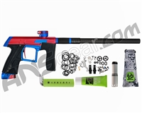 Planet Eclipse Geo CS1.5 Paintball Gun - Red/Blue