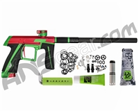 Planet Eclipse Geo CS1.5 Paintball Gun - Red/Green
