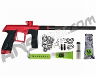 Planet Eclipse Geo CS1.5 Paintball Gun - Red/Red