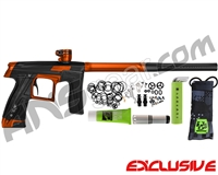Planet Eclipse Geo CS1 Paintball Gun - Black/Orange