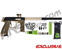 Planet Eclipse Geo CS1 Paintball Gun - Black/Sandstone