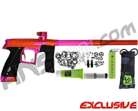 Planet Eclipse Geo CS1 Paintball Gun - Orange/Dust Pink