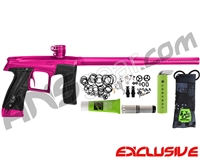 Planet Eclipse Geo CS1 Paintball Gun - Pink/Dust Pink