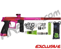 Planet Eclipse Geo CS1 Paintball Gun - Red/Dust Pink