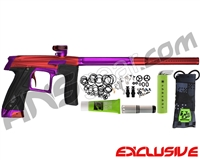 Planet Eclipse Geo CS1 Paintball Gun - Red/Purple