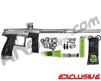Planet Eclipse Geo CS1 Paintball Gun - Silver/Grey