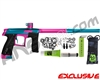 Planet Eclipse Geo CS1 Paintball Gun - Teal/Dust Pink