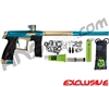 Planet Eclipse Geo CS1 Paintball Gun - Teal/Sandstone