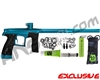 Planet Eclipse Geo CS1 Paintball Gun - Teal/Teal
