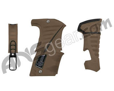 Planet Eclipse Geo 3.1/GSL Grip Kit - Dark Earth
