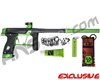 Planet Eclipse Gtek 160R Paintball Gun - Black/Lime
