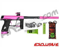 Planet Eclipse Gtek 160R Paintball Gun - Dust Pink/Black