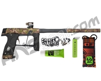 Planet Eclipse Gtek 160R Paintball Gun - HDE Black