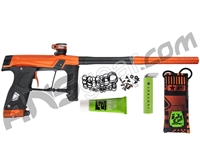 Planet Eclipse Gtek 160R Paintball Gun - Orange/Black