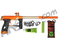 Planet Eclipse Gtek 160R Paintball Gun - Pumpkin Spice