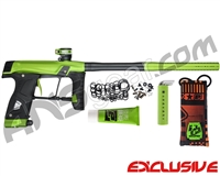 Planet Eclipse Gtek 160R Paintball Gun - Sour Apple/Black