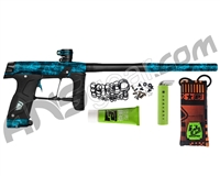 Planet Eclipse Gtek 160R Paintball Gun - Splat Blue