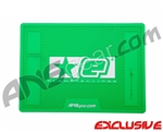 Planet Eclipse Tech Flex Gun Mat - Neon Green