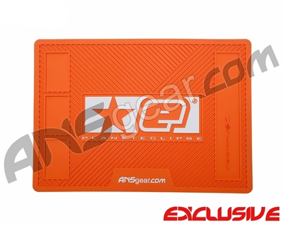 Planet Eclipse Tech Flex Gun Mat - Neon Orange