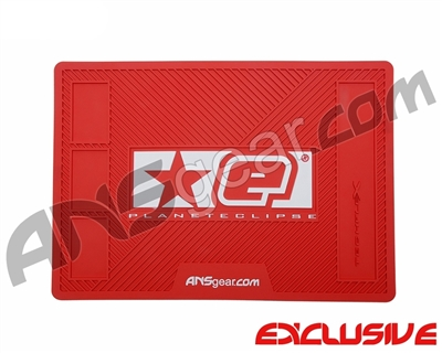 Planet Eclipse Tech Flex Gun Mat - Red